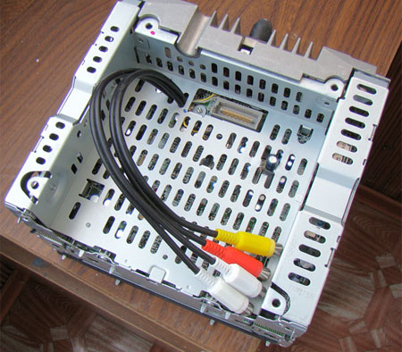 mazda 3 схема акустика